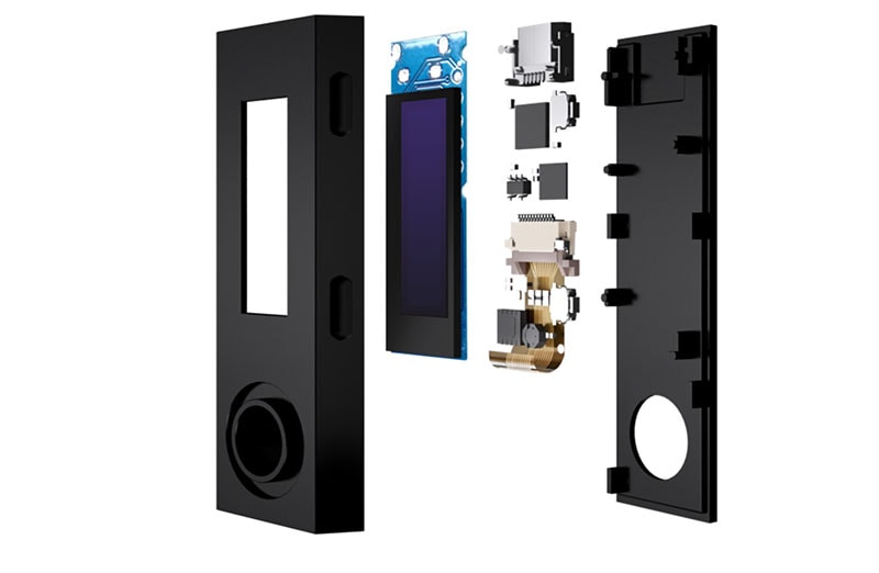 Ledger Nano S Security Features