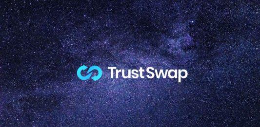 Trustswap Full Feature Logo