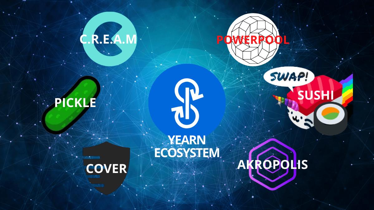 Yearn.Finance merging the DeFi Ecosystem